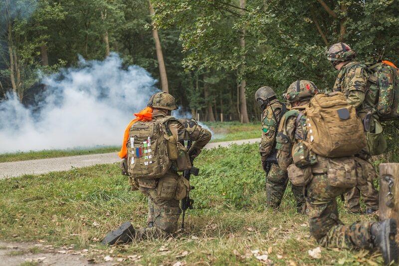 Multitools im Gefechtsdienst